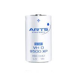 Pile NI-MH VH D (R20) 1.2...